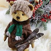 Куклы и игрушки ручной работы. Ярмарка Мастеров - ручная работа Степочка ( братик ) для Аннушки. Handmade.