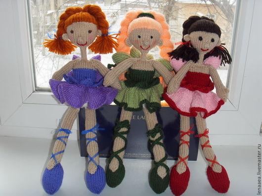 Коллекционные куклы ручной работы. Ярмарка Мастеров - ручная работа. Купить Феечка. Кукла вязаная.. Handmade. Фея, подарок, buy