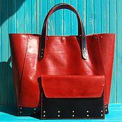 Женская сумка кожаная Адриана