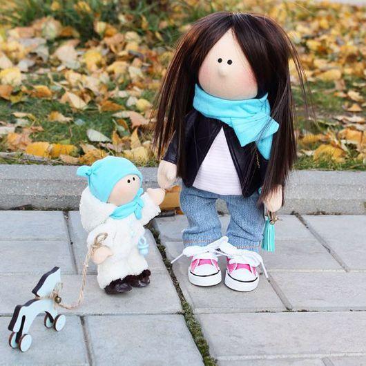 Портретные куклы ручной работы. Ярмарка Мастеров - ручная работа. Купить Куколка на заказ. Handmade. Кукла ручной работы