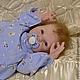 Куклы-младенцы и reborn ручной работы. Кукла реборн Саша. Дмитрий Залесский. Ярмарка Мастеров. Кукла реборн donna rubert