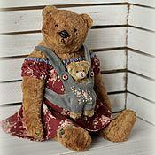 Куклы и игрушки ручной работы. Ярмарка Мастеров - ручная работа Калинушка-нянюшка.... Handmade.