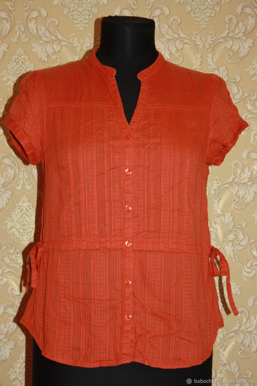 Винтаж: Блузка H&M.2 44 размер 90-е, Одежда винтажная, Старая Купавна,  Фото №1