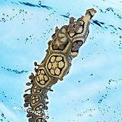 Материалы для творчества ручной работы. Ярмарка Мастеров - ручная работа Мастер-класс на игрушку из мотивов Морской конёк - Ко-Няшка ). Handmade.
