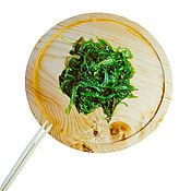 Для дома и интерьера handmade. Livemaster - original item Tray Dish for Filing and Serving Plate 28cm Siberian Cedar #RD. Handmade.