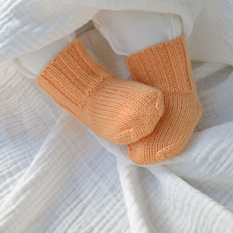 Носочки для новорожденного, Носки и колготки, Воскресенск,  Фото №1