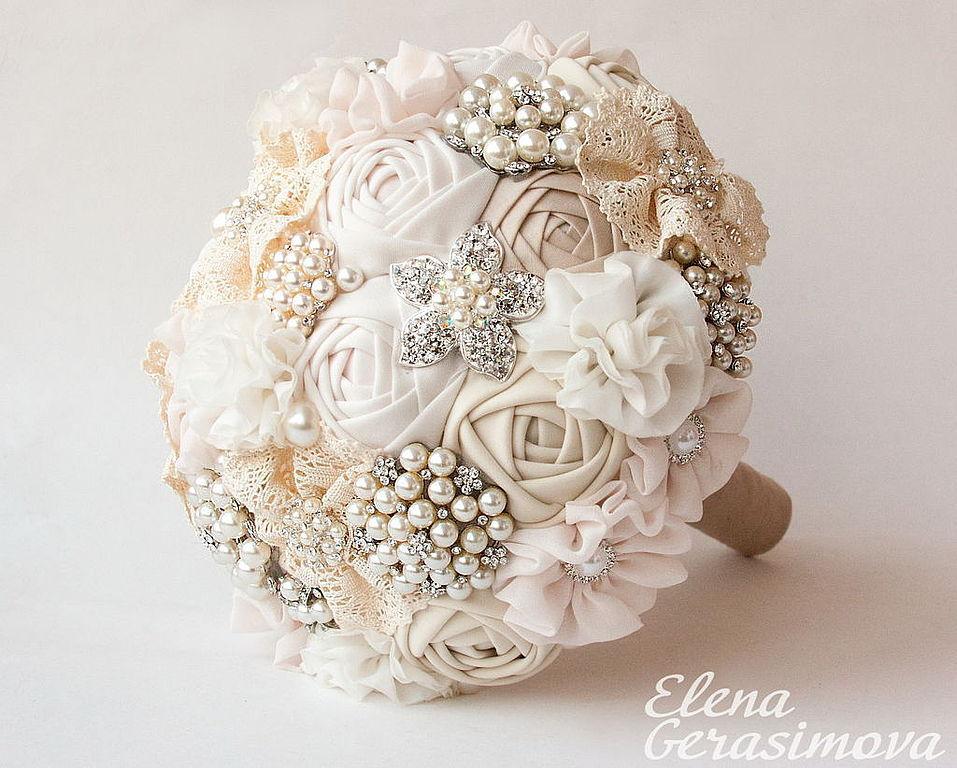 Доставки, букет для невесты от материалы