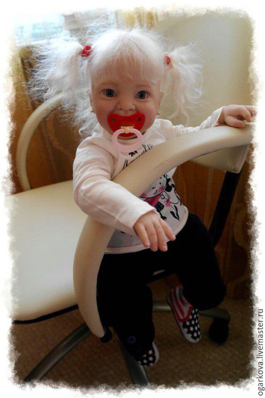Куклы-младенцы и reborn ручной работы. Ярмарка Мастеров - ручная работа. Купить Кукла реборн Samantha ( Саманта), by Donna Rubert. Handmade.