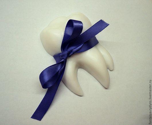 """Мыло ручной работы. Ярмарка Мастеров - ручная работа. Купить Мыльце """"Зубная фея"""".. Handmade. Зубная фея, мыло зубик"""