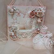 """Свадебный салон ручной работы. Ярмарка Мастеров - ручная работа """"Букет невесты"""". Handmade."""
