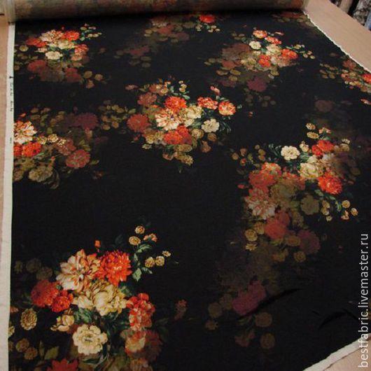 шерстяной трикотаж плательный коллекция D&G, Италия шерсть + эл шир. 145 см цена 3300 р/м тактильно очень приятная , нежная и теплая ткань средней толщины, мягкая, легкая, теплая ост. 1.7м