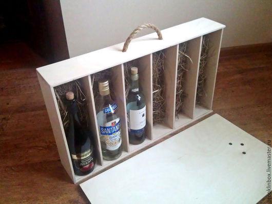 Большой пенал для алкоголя. Интересный подарок для руководства, друзей и коллег.
