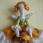 Куклы и игрушки ручной работы. Ярмарка Мастеров - ручная работа Веселые феечки. Handmade.