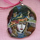 """Pendant """"World of your dreams"""", Pendants, Moscow,  Фото №1"""