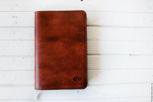 Ежедневники ручной работы. Ярмарка Мастеров - ручная работа. Купить Кожаный ежедневник - записная книжка - ежедневник - блокнот - планнер. Handmade.