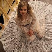 """Одежда ручной работы. Ярмарка Мастеров - ручная работа Платье """"Снежность"""". Handmade."""