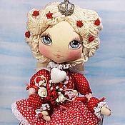 Куклы и игрушки ручной работы. Ярмарка Мастеров - ручная работа Margo RED. Handmade.