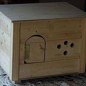 Для домашних животных, ручной работы. Ярмарка Мастеров - ручная работа Домик для кроликов (шиншил). Handmade.