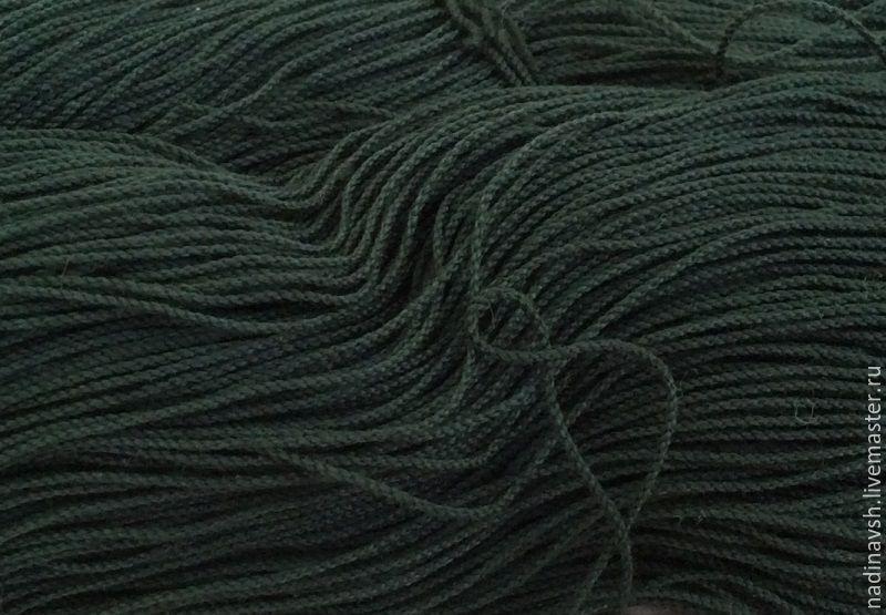 Льняная пряжа для вязания спицами 39