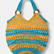 Сумки и аксессуары handmade. Livemaster - original item shopper: Eco bag Bright summer. Handmade.