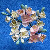 Свадебный салон ручной работы. Ярмарка Мастеров - ручная работа Свадебные украшения из полимерной глины. Handmade.