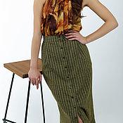 Одежда handmade. Livemaster - original item SALE plaid skirt school. Handmade.