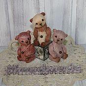 Куклы и игрушки ручной работы. Ярмарка Мастеров - ручная работа Малыши (10 см). Handmade.