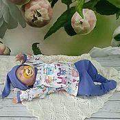 """Работы для детей, ручной работы. Ярмарка Мастеров - ручная работа Комплект для новорожденного """"Милота"""". Handmade."""