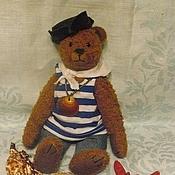 Куклы и игрушки ручной работы. Ярмарка Мастеров - ручная работа Вовка моряк. Handmade.