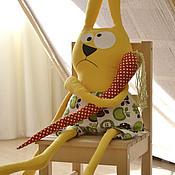 Куклы и игрушки handmade. Livemaster - original item hare YOLK. Handmade.