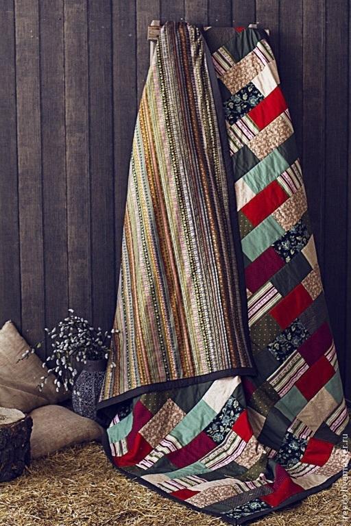 Текстиль, ковры ручной работы. Ярмарка Мастеров - ручная работа. Купить Лоскутное одеяло двуспальное. Handmade. Лоскутное одеяло, лоскут