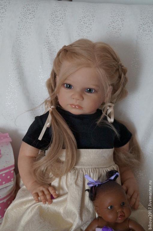 Куклы-младенцы и reborn ручной работы. Ярмарка Мастеров - ручная работа. Купить Елизавета. Handmade. Рыжий, генезис