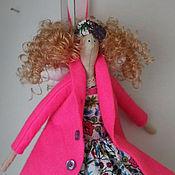 "Куклы Тильда ручной работы. Ярмарка Мастеров - ручная работа Осенняя кукла ""Тильда"". Handmade."