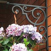 Для дома и интерьера handmade. Livemaster - original item Bracket for planters. Handmade.
