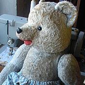 Винтаж ручной работы. Ярмарка Мастеров - ручная работа Медведь винтажный реставрация 1960 годы. Handmade.