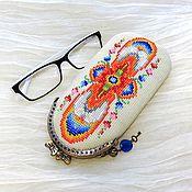 Сумки и аксессуары handmade. Livemaster - original item Glasses case