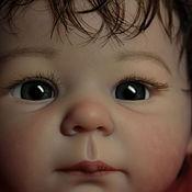 Куклы и игрушки ручной работы. Ярмарка Мастеров - ручная работа Кукла реборн Дениска.. Handmade.