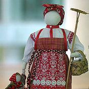 """Куклы и игрушки ручной работы. Ярмарка Мастеров - ручная работа Коллекционная кукла """"Лето.Страда"""". Handmade."""