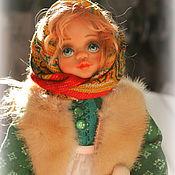 Куклы и игрушки ручной работы. Ярмарка Мастеров - ручная работа Варюшка. Handmade.
