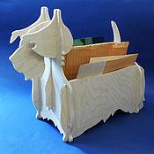 Для дома и интерьера handmade. Livemaster - original item Dog organizer. Handmade.