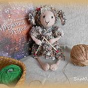 Куклы и игрушки ручной работы. Ярмарка Мастеров - ручная работа Овечка-рукодельница. Handmade.