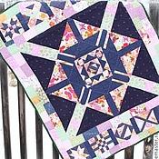 """Для дома и интерьера ручной работы. Ярмарка Мастеров - ручная работа Покрывало, одеяло, панно """"Геометрическая вселенная"""". Детское.. Handmade."""