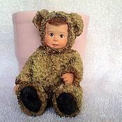 Материалы для творчества handmade. Livemaster - original item The child costume bears. Handmade.