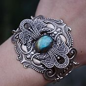 Украшения handmade. Livemaster - original item Silver Concordia bracelet Labradorite Labrador. Handmade.