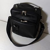 Сумки и аксессуары handmade. Livemaster - original item Bag leather mens 180. Handmade.
