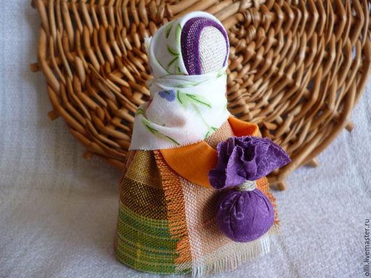 """Народные куклы ручной работы. Ярмарка Мастеров - ручная работа. Купить Народная кукла-оберег """"Подорожница"""" Марточка(3). Handmade."""