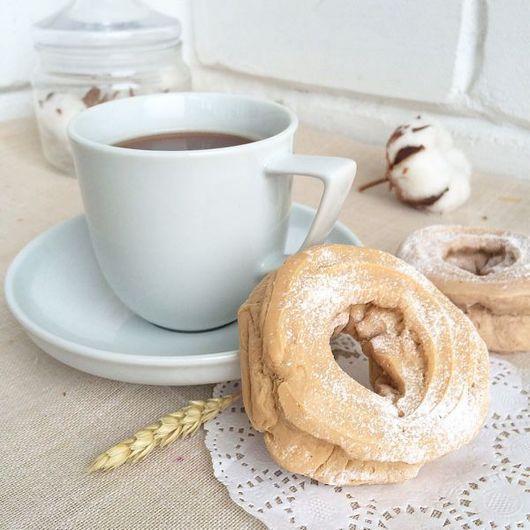 Мыло ручной работы. Ярмарка Мастеров - ручная работа. Купить заварное кольцо сувенирное мыло ручной работы сладость. Handmade.