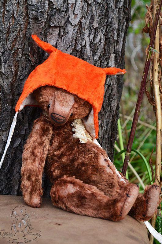 Мишки Тедди ручной работы. Ярмарка Мастеров - ручная работа. Купить Лис .... Handmade. Мишка, мишка в подарок, старый плюш