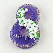 Материалы для творчества handmade. Livemaster - original item Silicone molds for soap March 8 white lilac. Handmade.