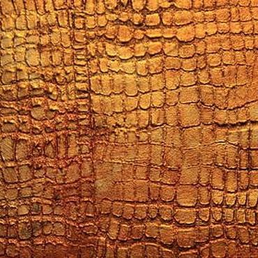 Diseño y publicidad manualidades. Livemaster - hecho a mano El estuco con imitación de piel de cocodrilo san petersburgo para las paredes, de los muebles. Handmade.